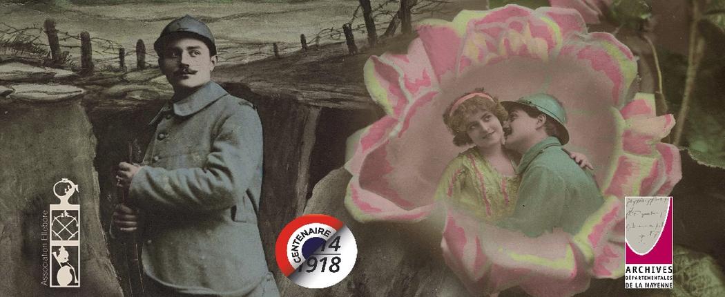 Centenaire de l'armistice / CHANSONS POUR UNE VILLE EN GUERRE / Cie Ellebore