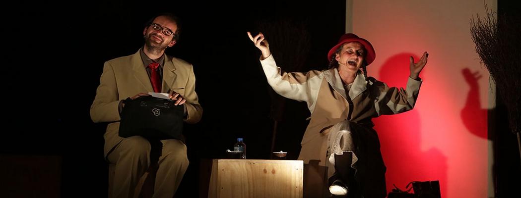 Marie Chiff'Mine & Matao Rollo / Théâtre en Gallo